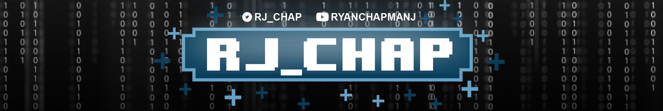 Ryan Chapman (@rj_chap)